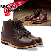 ◆ RED WING ◆Men's 9011 Beckman ブーツ/  Black Cherry 即発