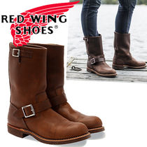 RED WING(レッドウィング) ブーツ ◆ RED WING ◆Men's 2991 エンジニア/  Amber Harness 即発