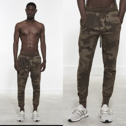 : camouflage Jogger pants