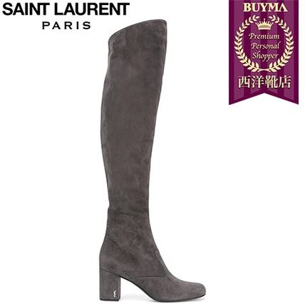 16/17秋冬入荷!┃SAINT LAURENT┃OVER THE KNEE BOOTS