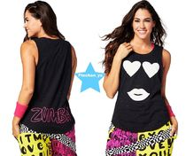 ZUMBA(ズンバ) トップス H28.12月【ZUMBA】Only Have Eyes For You Tank(Black)Z1T01167
