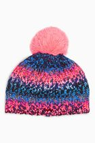 NEXT(ネクスト) 下着・肌着・パジャマ Pink/Blue Multicoloured Knitted Hat (0mths-2yrs)