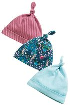 NEXT(ネクスト) 下着・肌着・パジャマ Teal Bunny Tie Top Hats 3 Pack (0-18mths)