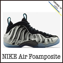 ★【NIKE】入手困難!! Air Foamposite One AS QS Chromeposite