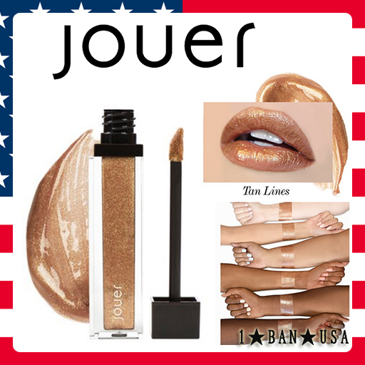 ★大人気★Jouer LONG WEAR LIP TOPPER 輝く唇へ★Tan Lines