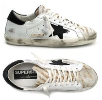 【関税負担】 GOLDEN GOOSE 16AW DESTROYED ZEBRA