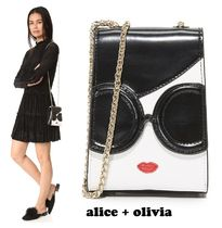 大人気!!Stacey Face Phone Bag☆Alice+Olivia