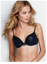 Victoria's secret(ヴィクトリアシークレット) ブラジャー&ショーツ ★Ensign Foil Lace with embellishment★NEW! Push-Up Bra