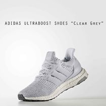 """ADIDAS ULTRABOOST SHOES """"Clear Grey"""" クリアグレー 2016冬"""