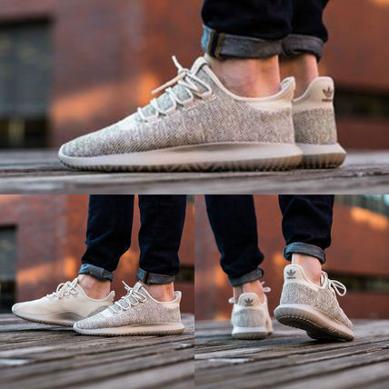 完売必至☆ADIDAS TUBULAR SHADOW KNIT CLEAR BROWNチューブラー