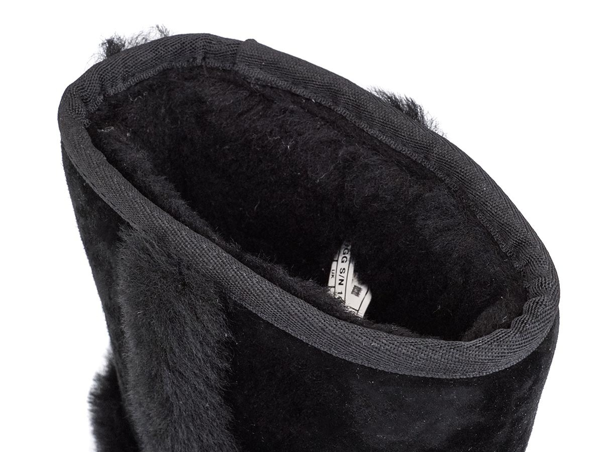 UGG  ムートンブーツ 1005803 W CARTER BLACK 16aw1005803blk