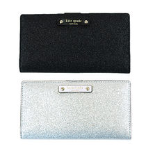 kate spade new york(ケイトスペード) 財布・小物その他 【即発◆3-5日着】kate spade★stacy★カード用二つ折り財布