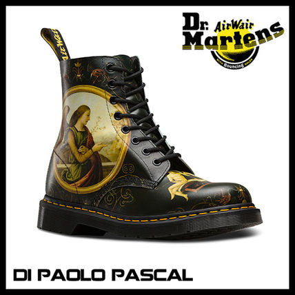 Dr.Martens DHL secured shipping DI PAOLO PASCAL Pascal boots