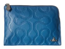 Vivienne Westwood(ヴィヴィアンウエストウッド) バッグ・カバンその他 ☆送料・関税込み☆Squiggle Pouch ハンドバッグ
