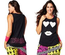 ZUMBA(ズンバ) トップス 追跡あり★Zumba Only Have Eyes For Youタンクトップ★送料込