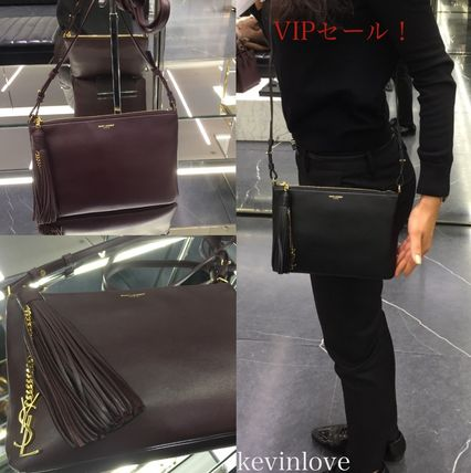 VIP sale SAINT LAURENT Tassel with cross-body bag