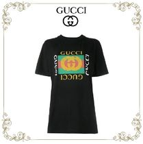 【17SS】大人気★GUCCI★'Fake Gucci' t-shirt