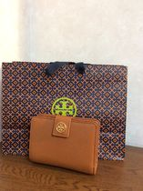 在庫即発人気折財布Tory Burch robinson french fold wallet