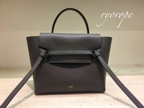 ★NEW 2017SS★爆発的人気!【CELINE】Micro Belt Bag (Grey)