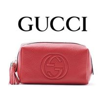 16秋冬新作 ☆Gucci☆ SOHO Medium Cosmetic Case ポーチ♪