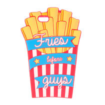 国内即発送★Claire's/Fries Before Guys iPhone Case 6/6S