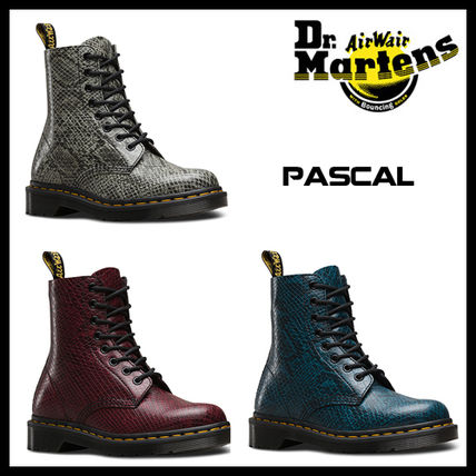 Dr.Martens DHL secured shipping PASCAL VIPER 8 EYE boots