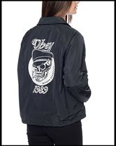 OBEY(オベイ) アウターその他 ★Obey★Devious Coaches Jacket≪関税・送料込≫
