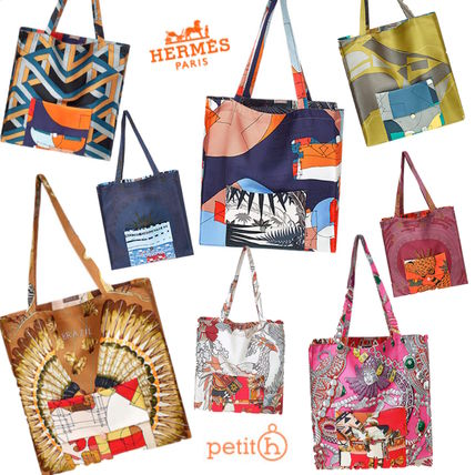 In the world one * petit h * Hermes eco