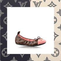 レア VUITTON ヴィトン BALLERINE FLIRTY ROSE CLAIR