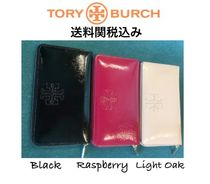 SALE!【Tory Burch】★長財布★CHARLIE PATENT ZIP CONTINENTAL
