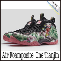 ★【NIKE】1足のみ!!超激レア!! Air Foamposite One Tiajin