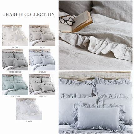 NEW linen brand Pom Pom at home / Charie