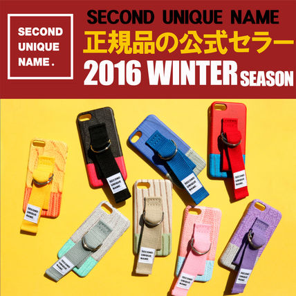 SECOND UNIQUE NAME iPhone・スマホケース 【NEW】「SECOND UNIQUE NAME」 2016 WINTER SEASON 正規品