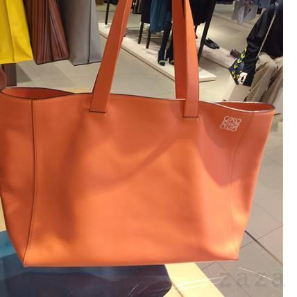 LOEWE トートバッグ LOEWE Outlet セール★ロエベ East West Shoppe Grande(3)