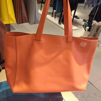 LOEWE トートバッグ LOEWE Outlet セール★ロエベ East West Shoppe Grande(4)