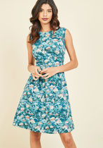 modcloth(モドクロス) ワンピース 【海外限定】Modcloth人気ワンピ☆Too Much Fun A-Line Dress in