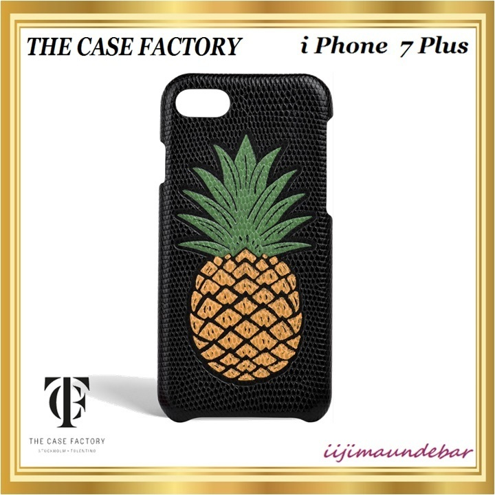 【国内発送】THE CASE FACTORY/iPhone7Plus【関税送料込】