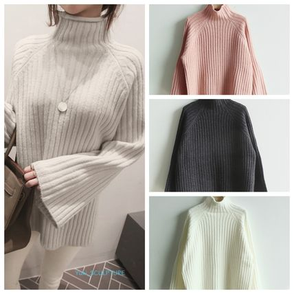 NANING9 over size knits *