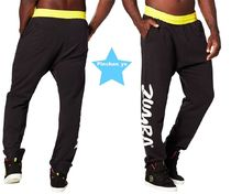 H28.12月新作★【ZUMBA】Let's Win This Sweatpants Z2B00127