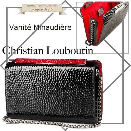 Chritian Louboutin Vanite Minaudiere clutch 2017