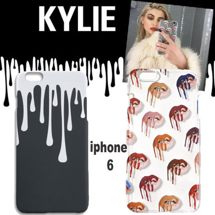 The Kylie Shop スマホケース・テックアクセサリー ●THE OFFICIAL KYLIE JENNER SHOP●限定 カイリー iPhoneケース
