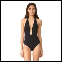 Tory Burch☆Gemini Link Plunge One Piece☆ワンピース水着