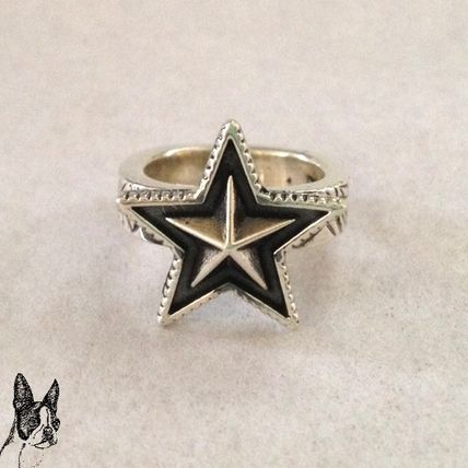 ☆Cody Sanderson☆ Small Star Ring with Cat Scratch Band