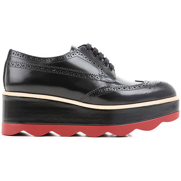 Leather Lace-Up Brogue レースアップシューズ
