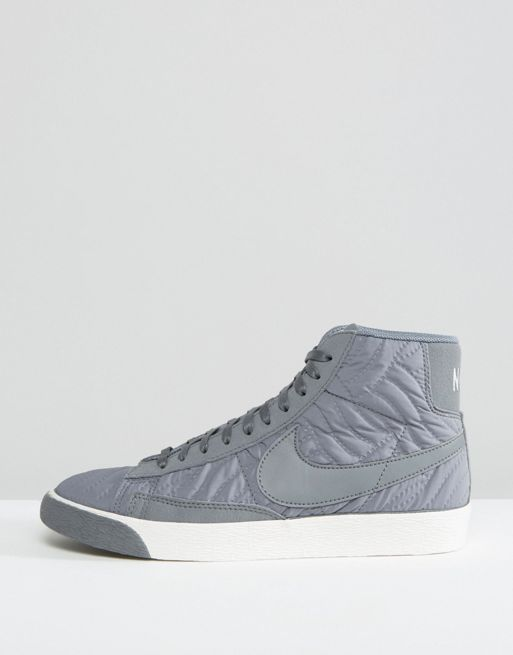 【関税送料込】Blazer Premium Trainers In Grey☆