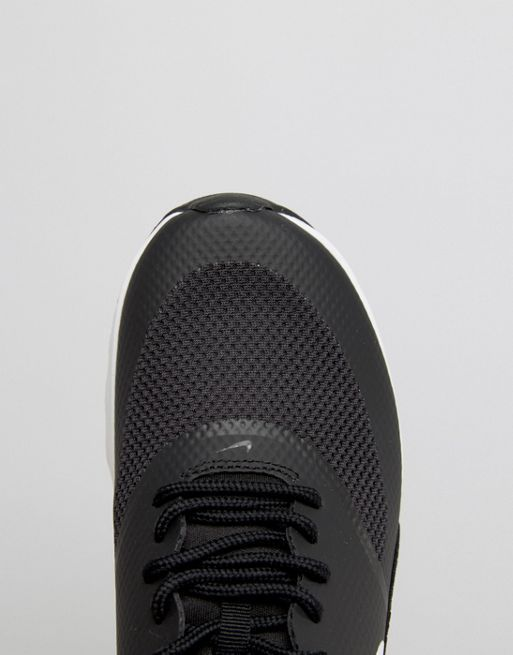 【関税送料込】Air Max Thea Trainers In Black And White☆