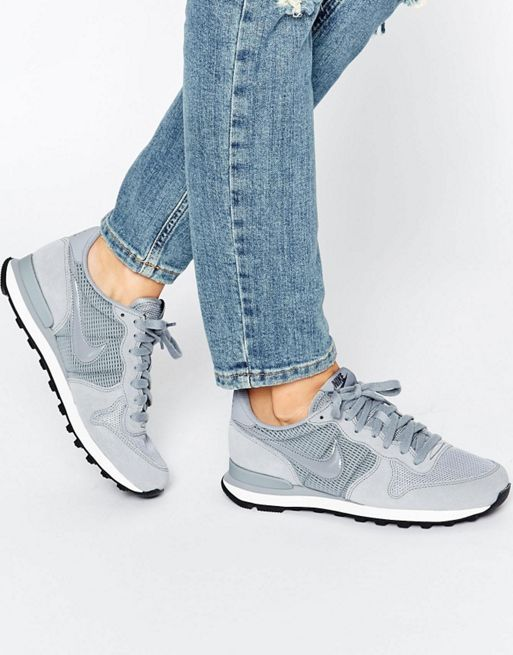 【関税送料込】Internationalist Trainers In Grey☆