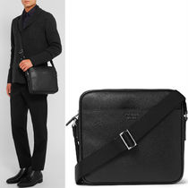 PR219 MESSENGER BAG IN SAFFIANO LEATHER