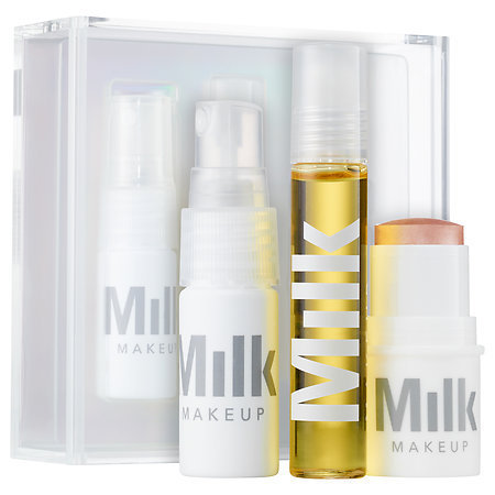 Milk Makeup☆限定(Limited Edition Triple Threat Glow Set)
