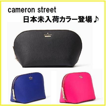 kate spade new york メイクポーチ 【国内未入荷カラー登場!】 メイクポーチ 【kate spade】